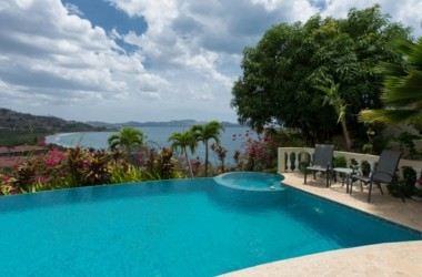 Playa Flamingo Costa Rica - Villa Bougainvillea – Luxury Ocean View Home Overlooking Playa Flamingo