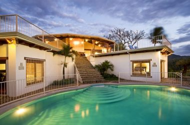Playa Flamingo Costa Rica - Casa Cielo – Top of the Hill Home With Panoramic View in Flamingo