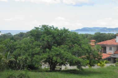 Playa Flamingo Costa Rica - Altos De Flamingo Lot 30 – Ocean View Lot in Residential Gated Community