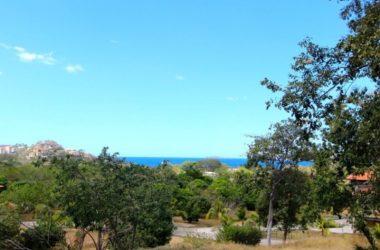 Playa Flamingo Costa Rica - Altos De Flamingo Lot 29 – Ocean View lot in Residential Gated Community