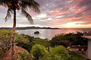 Playa Flamingo Costa Rica - Highest Hilltop Estate Home in Flamingo