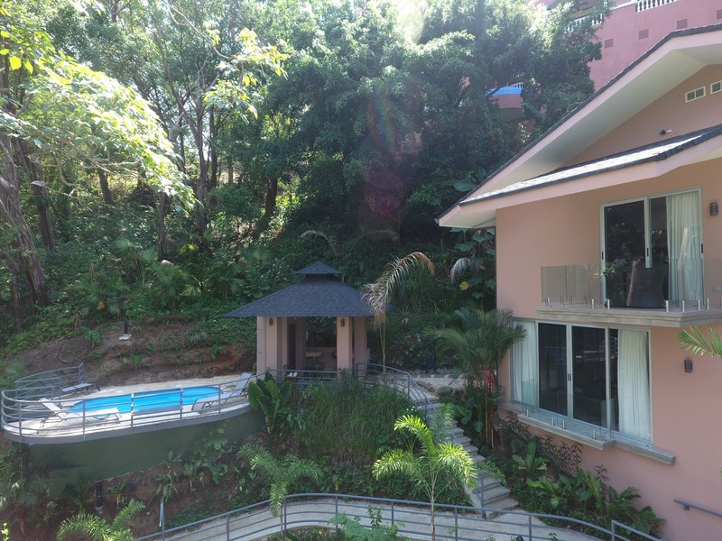 Real estate in cant n de aguirre puntarenas costa rica for Jungle house costa rica
