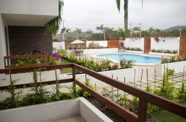 Olon Ecuador - Beach Front Condo Olon
