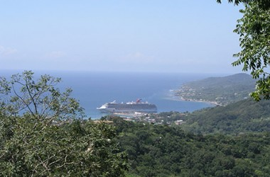 Coxen Hole Honduras - Great Opportunity, Ocean Views,1 Acre, Brazil Hill