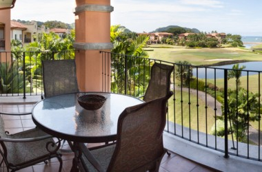 Herradura Costa Rica - Del Mar Condominiums, Water Views as far as the eye can see (DM2D)