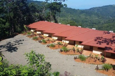 Savegre Costa Rica - 2.8 ACRES – 10 One Bedroom Condos With Shared Pool And Ocean View In Gated Community!!!!