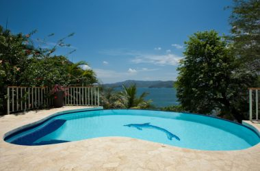 Playa Flamingo Costa Rica - Contemporary Home with Private Beach in Playa Flamingo