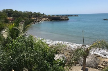 Punta Blanca Ecuador - Where The Ocean Meets The Sky