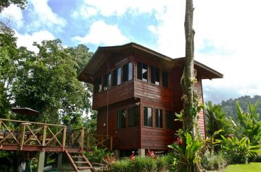 Uvita Costa Rica - 2.8 ACRES – 1 Bedroom, 2 Story Cabin With Amazing Ocean Views And Room To Build More!!!