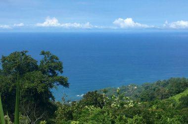 Savegre Costa Rica - 3.12 ACRES – Amazing Ocean View Lot In Costa Verde Estates Gated Community!!!