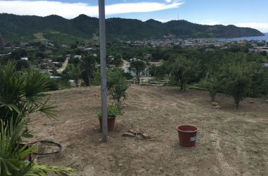 Puerto Lopez Ecuador - Imagine A Lot This Cheap With A View That Is Priceless
