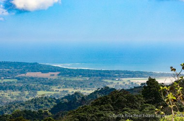 Costa Rica - Ocean View Development Property And Teak Farm Near Jaco Beach
