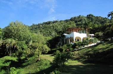 Savegre Costa Rica - 3 Bedroom Home In Dominical With Pool, Privacy, And Acreage