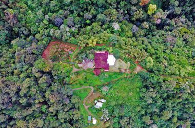 Savegre Costa Rica - Clean Energy Nature Compound With Waterfalls And Organic Coffee Farm