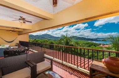 Playa Flamingo Costa Rica - Incredible Oceanview Spacious 3Bed Condo in Presidential Suites