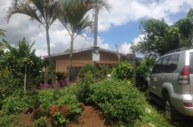 San Isidro de El General Costa Rica - Affordable Country Home Near San Isidro With A Small Hobby Farm