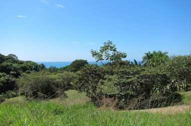 Savegre Costa Rica - 1.34 ACRES – Affordable Ocean View Lot In Gated Community 2 Min From The Beach!!!